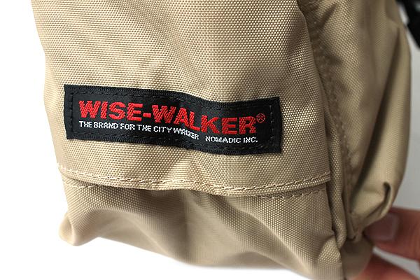 Nomadic WT-18 Wise-Walker Tote Bag - Medium - Beige - NOMADIC WT-18 BEIGE