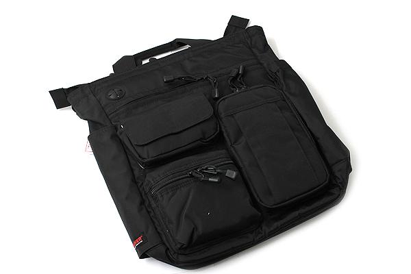 Nomadic WT-18 Wise-Walker Tote Bag - Medium - Black - NOMADIC WT-18 BLACK