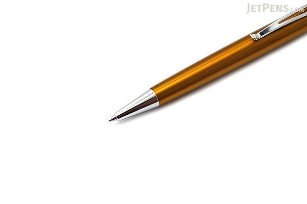Retro 51 Tornado Classic Lacquer Roller Ball Pen - 0.7 mm - Gold Body - Limited Edition - RETRO 51 ZRR-1206