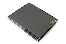 Kokuyo Color Palette Binder - A5 - 20 Rings - Black - KOKUYO RU-105-1Z