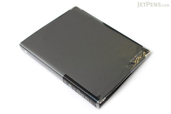 Kokuyo Color Palette Binder - A5 - 20 Rings - Black - KOKUYO RU-105-1Z