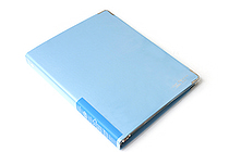Kokuyo Color Palette Binder - A5 - 20 Rings - Light Blue - KOKUYO RU-105-9Z
