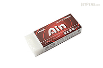 Pentel Hi-Polymer Ain Eraser - Dust-Gathering - Large - PENTEL ZEAS10