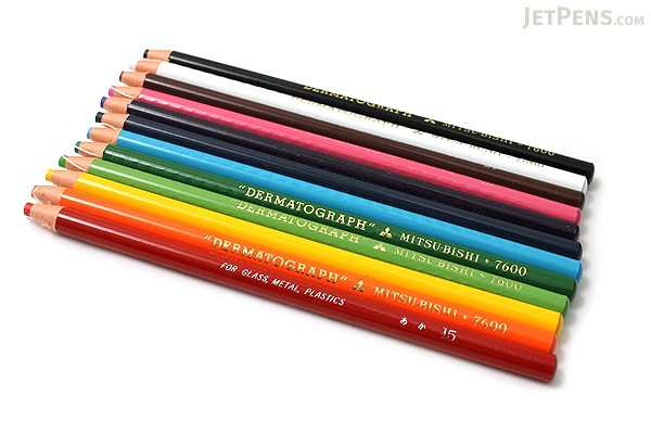 how to use oil pencils