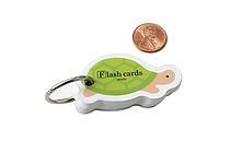 Midori Flash Cards - Mini - Tortoise - MIDORI 231147