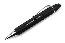 Kaweco AL Sport Touch Ballpoint Pen + Stylus - 1.0 mm - Black Body - KAWECO 10000479