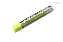 Pentel Multi 8 Lead Holder Refill - 2 mm - Fluorescent Yellow - Pack of 2 - PENTEL CH2F-G