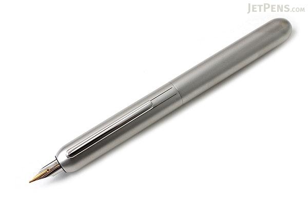Lamy Dialog 3 Fountain Pen - Silver - Medium Nib - LAMY L74M