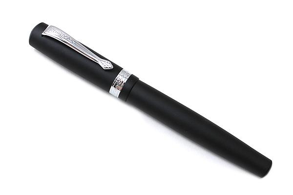 Kaweco Allrounder Fountain Pen - Broad Nib - Black Body - KAWECO 10000505