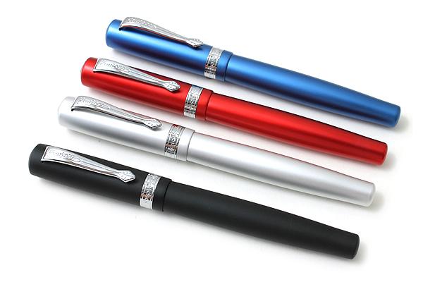 Kaweco Allrounder Fountain Pen - Fine Nib - Red Body - KAWECO 10000520