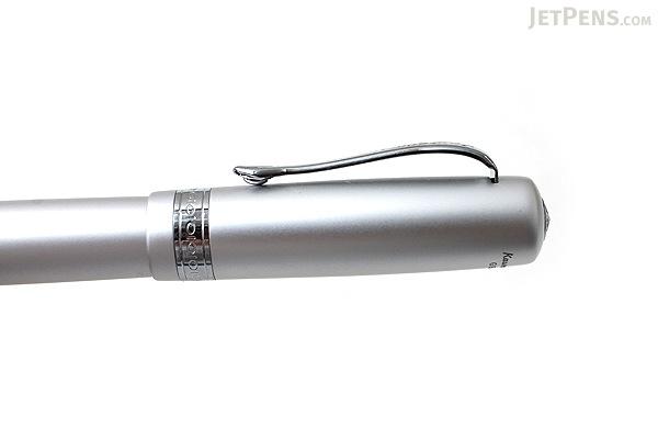 Kaweco Allrounder Fountain Pen - Silver - Medium Nib - KAWECO 10000512