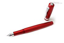 Kaweco Allrounder Fountain Pen - Red - Extra Fine Nib - KAWECO 10000519