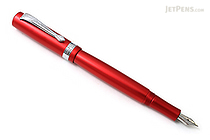 Kaweco Allrounder Fountain Pen - Red - Medium Nib - KAWECO 10000521
