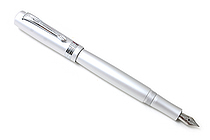 Kaweco Allrounder Fountain Pen - Silver - Medium Nib - KAWECO 10000512