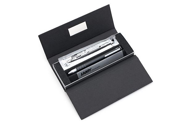 Lamy Swift Rollerball Pen - Medium Point - Graphite Body - LAMY L334GE