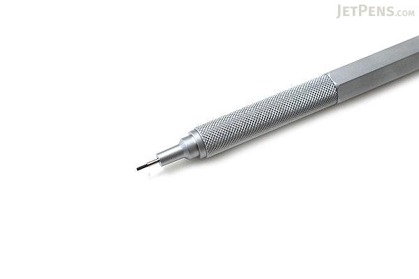Retro 51 Hex-O-Matic Drafting Pencil - 0.7 mm - Silver Body - RETRO 51 HEX-615P