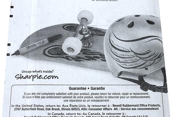 Sharpie Brush Tip Permanent Marker - Fashion 4 Color Set - SHARPIE 1810702