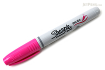 Sharpie Brush Tip Permanent Marker - Magenta - SHARPIE 1810706