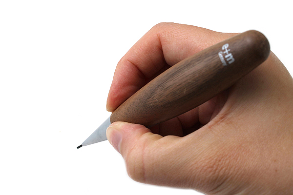 E+M Move 1.18 Mechanical Pencil - 1.18 mm - Walnut - E+M P3025-46