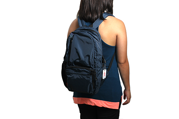 Nomadic WL-25 Wise-Walker Multi Compartment Day Backpack - Navy  - NOMADIC WL-25 NAVY