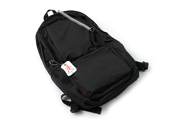 Nomadic WL-25 Wise-Walker Multi Compartment Day Backpack - Black - NOMADIC WL-25 BLACK