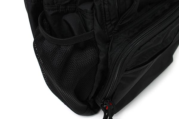 Nomadic WL-25 Wise-Walker Multi Compartment Day Backpack - Black - NOMADIC WL-25 BLACK