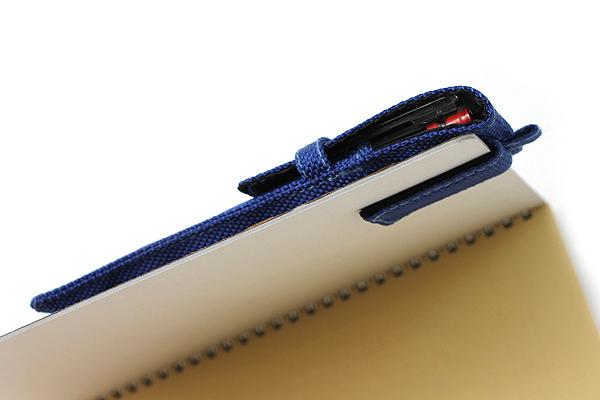 Sun-Star Pen Jacket - Magnet Type - Navy - SUN-STAR S1485580