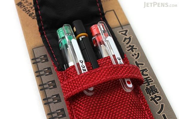 Sun-Star Pen Jacket - Magnet Type - Wine Red - SUN-STAR S1485610
