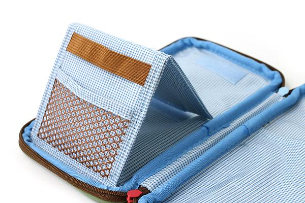 Jam Studio Pop-up Folding Pencil Case - Green - JAM STUDIO PC G