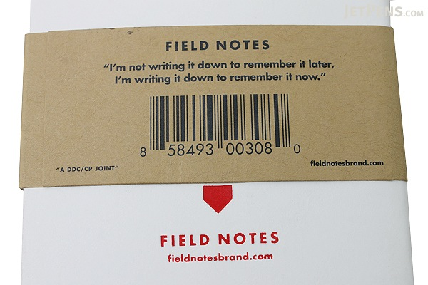 "Field Notes Color Cover Memo Book - Day Game - 3.5"" X 5.5"" - 48 Pages - 5 mm Dot Grid - Pack of 3 - FIELD NOTES FNDG-01"