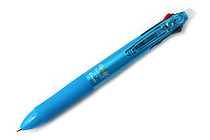 Pilot Frixion Ball 3 3 Color Gel Ink Multi Pen - 0.5 mm - Light Blue Body - PILOT LKFB-60EF-LB