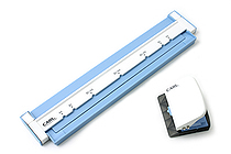 Carl Neo Gauge 26-Hole or 30-Hole Punch - Blue - CARL GP-130N-B