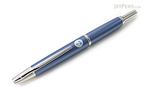 Pilot Vanishing Point Decimo Fountain Pen - Light Blue - 18K Gold Fine Nib - PILOT FCT-15SR-LB-F