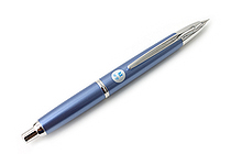 Pilot Vanishing Point Decimo Fountain Pen - Light Blue - 18K Gold Medium Nib - PILOT FCT-15SR-LB-M