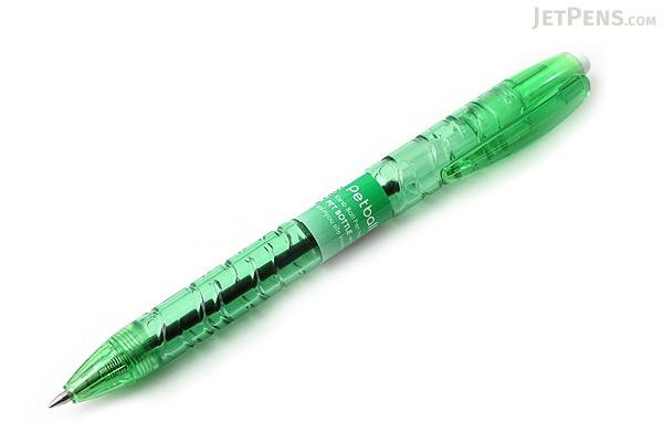 Pilot Petball Ballpoint Pen - 0.7 mm - Green Body - PILOT BPB-10F-GB
