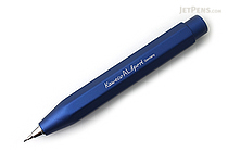 Kaweco AL Sport Mechanical Pencil - 0.7 mm - Matte Blue Body - KAWECO 10000619