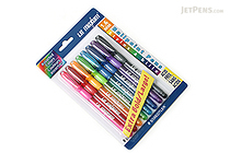 Staedtler 1.6 Maxum Ballpoint Pen - 1.6 mm - 8 Color Set - STAEDTLER 9824BBK8