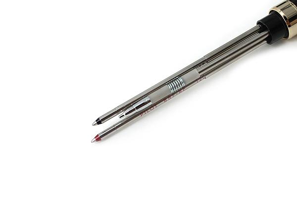 Pilot 2+1 Miyabi Emaki 2 Color 0.7 mm Ballpoint Multi Pen + 0.5 mm Pencil - Chinese Phoenix - PILOT BTHM-3SR-HO