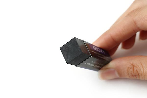 Uni Boxy Eraser - Black - UNI EP-60BX