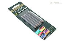 Monteverde Fountain Pen Ink Cartridge for Lamy - Brown - Pack of 5 - MONTEVERDE L302BN