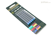 Monteverde Blue Ink for Lamy - 5 Cartridges - MONTEVERDE L302BU