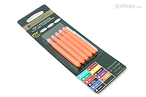 Monteverde Fluorescent Orange Ink for Lamy - 5 Cartridges - MONTEVERDE L302FOR