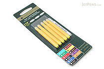 Monteverde Fluorescent Yellow Ink for Lamy - 5 Cartridges - MONTEVERDE L302FYW
