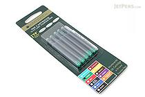 Monteverde Fountain Pen Ink Cartridge for Lamy - Green - Pack of 5 - MONTEVERDE L302GN