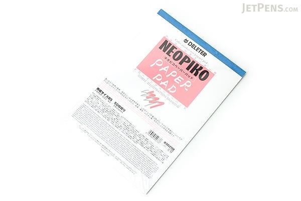 "Deleter Neopiko Comic Paper Pad - B5 (6.9"" X 9.8"") - 50 Sheets - DELETER 201-1028"