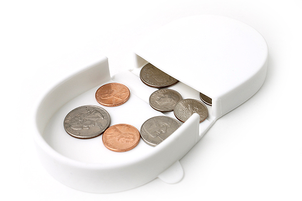 P+G Obk Co-In Silicone Coin Case - Type K - P+G OBK COIN K
