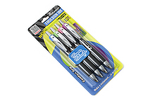 Zebra Z-Mulsion EX Emulsion Ink Pen - 1.0 mm - 4 Color Set