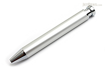Maruzen Art Lead Holder + Sharpener Cap - 5.8 mm - Silver White Body - MARUZEN 51