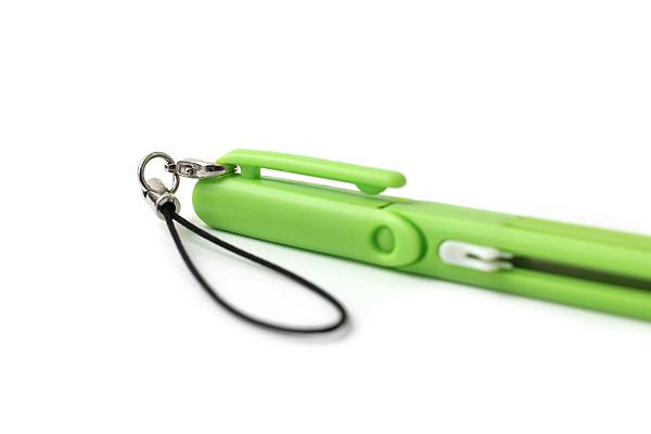 Raymay Pencut Mini Pen-Style Scissors - Green - RAYMAY SH503 M