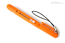 Raymay Pencut Mini Scissors - Orange - RAYMAY SH503 D